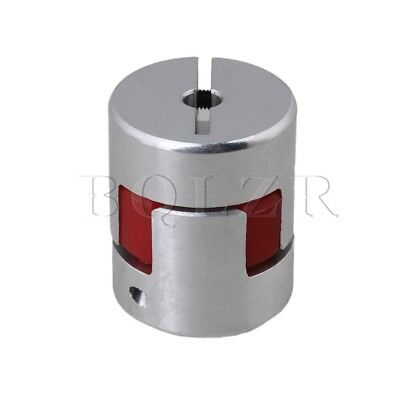 Stepper Motors CNC Plum Shaft Coupler 5 X 10mm 30mm Long Anti-oil