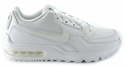 best sneakers 1bd89 20a83 Nike Air Max Ltd Men s Exclusive Fashion Sneakers White 316376-111
