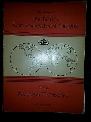 Coins of British Commonwealth of Nations, Part 1, European Territories Pridmore