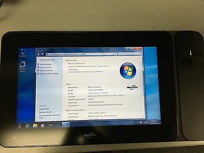 Motion Computing CL910 Slatemate Tablet PC