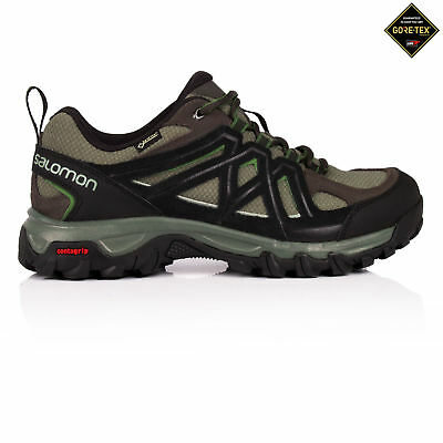 Salomon Evasion 2 Mens Black Waterproof Gore Tex Walking Hiking Shoes