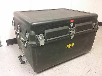 ECS 36x29x19 Roto Molded Weathertight Rolling Hard Equipment Case Pelican Storm