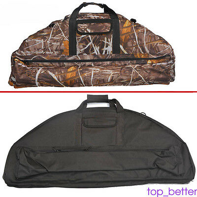 Compound Bow Bag Case Lightweight Hunting Archery Crossbow Recurve Bow Holder TP