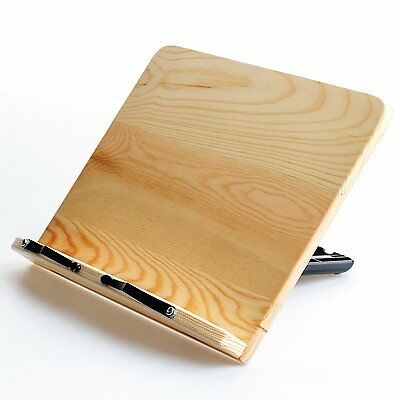 CAMINO 100% Purely Natural Wood | Eco friendly | Automatic Angle Adjustment in |