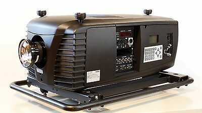 Barco Clm Hd8 8000 Lumen Full Hd 1080P Event Venue Projector - Low Total Use