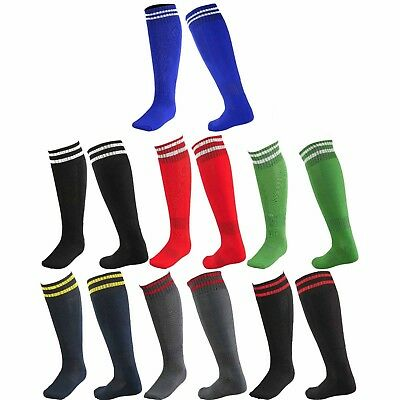 12Pcs Australian Football League Soccer Hockey Men Sports Extra cushion Socks