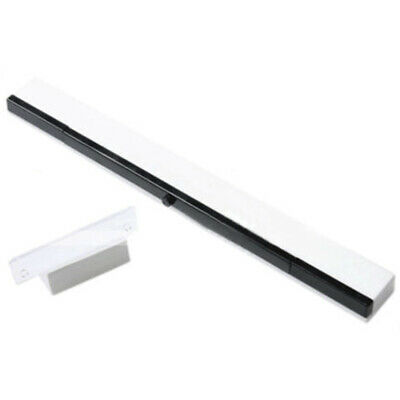 ZedLabz wireless extended range infrared sensor bar for Nintendo Wii / U - White