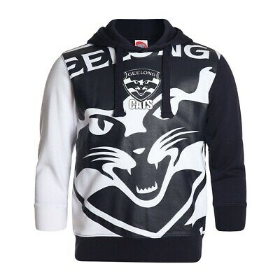 Geelong Cats 2017 AFL Mens Pullover Hood Hoody 'Select Size' S-3XL