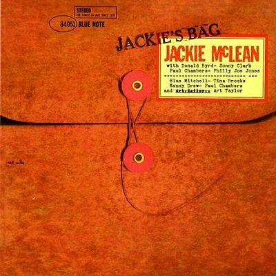 Jackie McLean - Jackie's Bag++2 LPs 180g 45rpm+Analogue Productions+NEU+OVP
