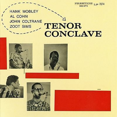 Prestige All Stars - Tenor Conclave+++Vinyl 200g+Analogue Productions+NEU+OVP