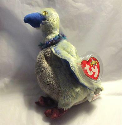 "Retired Ty Beanie Baby ""Buzzy"" The Buzzard 2000 MNWT"