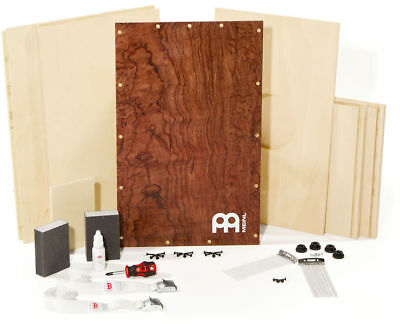 Meinl Deluxe Make Your Own Cajon, Complete with Parts & Tools for Assembly - DMY
