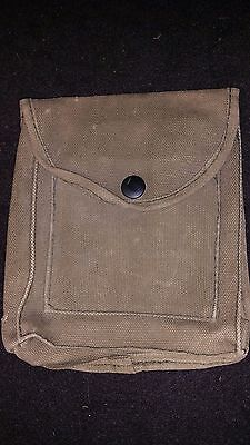 Surplus US Army pouch with Alice Clips