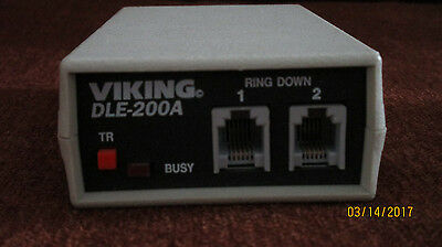 Viking DLE-200A, Telephone Ring Down Circuit