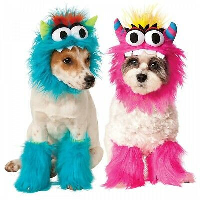 Monster Set Costume Pet Halloween Fancy Dress
