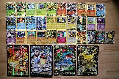 XY Generations Holo Foil Rares (Ultra, Full Art & Half Art) Prime Pokemon Cards