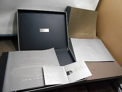 1999 Cadillac EVOQ   MEDIA t Press Kit   LIMITED &  NUMBERED !!