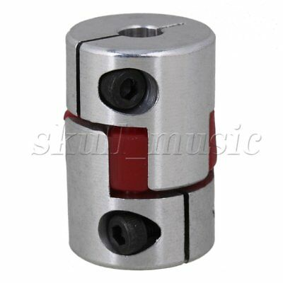 D20L30 Anti-oil 6mmx8mm Absorb Vibration CNC Plum Coupling Shaft Coupler