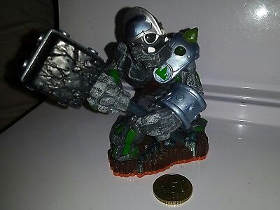 Skylanders Giants figure. Crusher