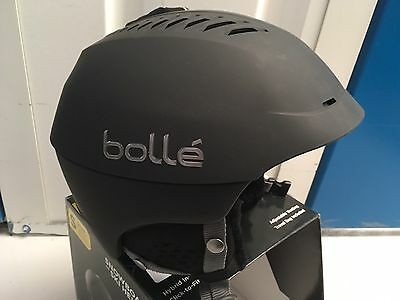 Bolle Alliance Adult Ski Or Snowboard Helmet Size Medium (55-57Cm) - New In Box