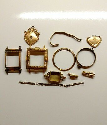 Gold Filled Scrap.24.5 Grams.USA Shipping ONLY