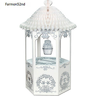 Wishing Well w/Tissue Top Party Accessory, Wedding Shower, Reception...