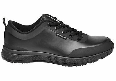 New King Gee Superlite Lace Womens Slip Resistant Work Shoes