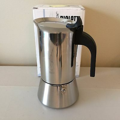 Bialetti Venus 6 Cup Stainless Espresso Maker