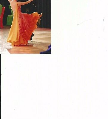 Competition Ballroom Gown Ballgown Size 6 - 8