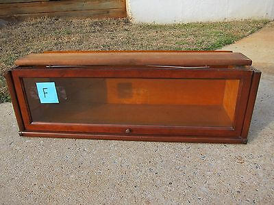 Globe Wernicke  8 1/2  Bookcase Section D-398