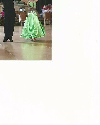 Competition Ballroom Gown Ballgown Size 6