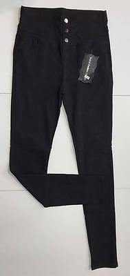 Wholesale Job lot Ladies Women's New Black Jeggings 12pcs