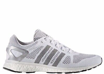 purchase cheap 71d6b e0436 BB4919 Mens Adidas Adizero Prime LTD - White Grey Running Sneaker