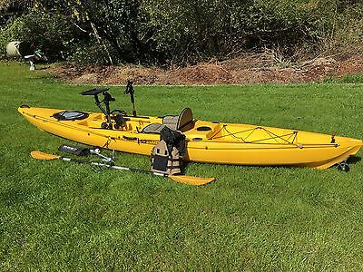 FISHING KAYAK - Native Watercraft, Manta Ray 14