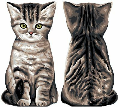 Grafitec Printed Tapestry/Needlepoint Canvas – Sparky the Cat