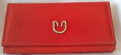 Vintage Lady's Leather Wallet