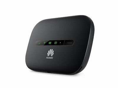 Huawei E5330 Mobile Broadband 3G 21.6Mbps Wireless Router Up to 10 Wi-Fi devices