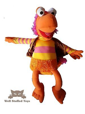 Large Fraggle Rock Gobo Soft Toy Plush 27""