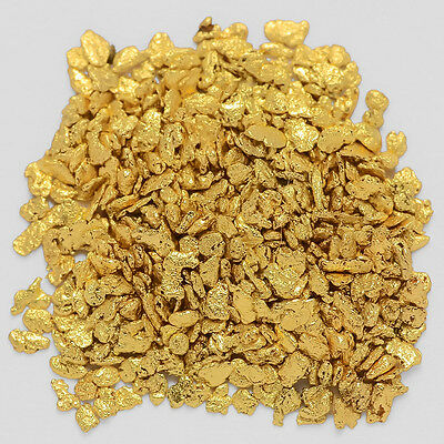 1.1771 Gram Alaska Natural Gold Nuggets / Flakes -(#08417)- Hand-Picked Quality