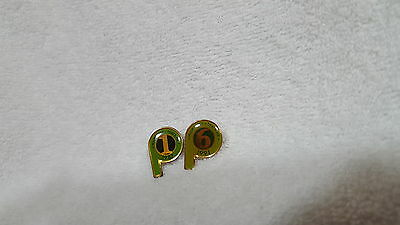 2 PUBLIX INJURY FREE PINS 1987 and 1991