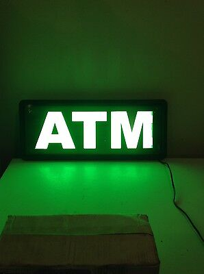 Atm machine light