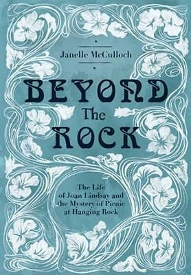 NEW Beyond the Rock By Janelle McCulloch Hardcover Free Shipping