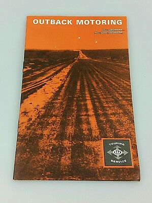 Retro/vintage - Outback Motoring Guide - Raa Travel Service - Adelaide