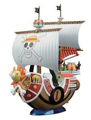 Figure Bandai Hobby Thousand Sunny Model Ship One Piece Grand Ship SB