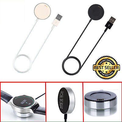 Magnetic Charging Cradle Smart Watch Charger Dock USB Cable for Huawei Watch