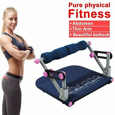 New Smart Machine Wonder Core Body Exercise Ab Workout Fitness Train Home Gym