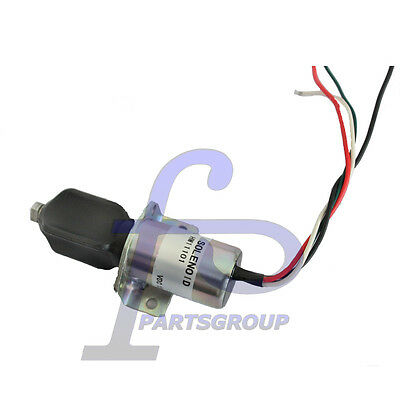 New 10138PRL Exhaust Solenoid For Corsa Electric Captain's Call Systems