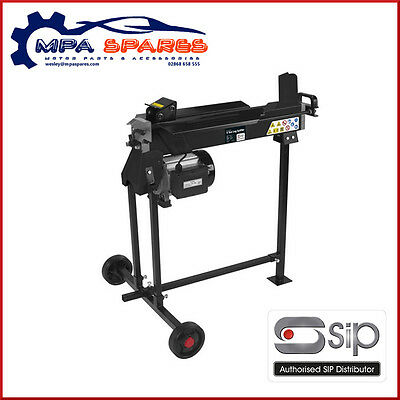 Sip 01967 5 Ton Horizontal Log Splitter With Stand