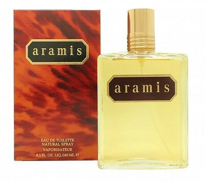 Aramis Eau De Toilette 240Ml Spray - Men's For Him. New. Free Shipping