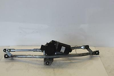 2003 Audi A6 B7 Valeo Front Wiper Motor With Linkage 404586 4B2955113A